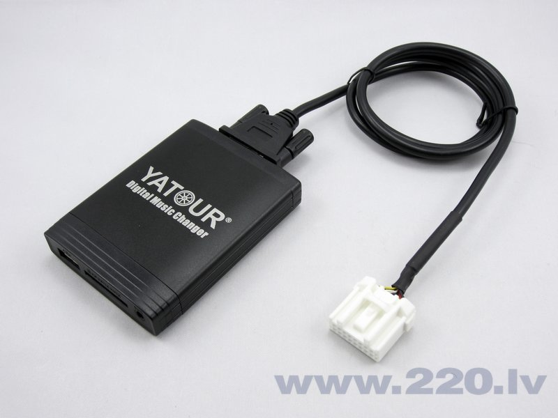 Mazda MP3 USB/SD adapteris YATOUR цена и информация | Auto magnetolas | 220.lv