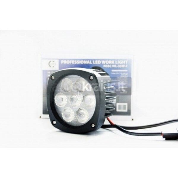 LED NSSC darba lampa 35W WL01 cena un informācija | Autospuldzes | 220.lv