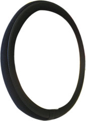 Stūres rata apvalks, melns
