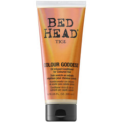 Balzāms krāsotiem matiem Tigi Bed Head Colour Goddess 200ml