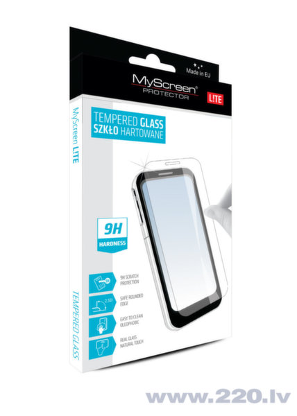 Пленка-стекло MyScreen tempered glass for Huawei Ascend P8 Lite