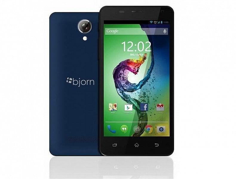 BJORN SP-500 Dual LTE Blue cena un informācija | Mobilie telefoni | 220.lv