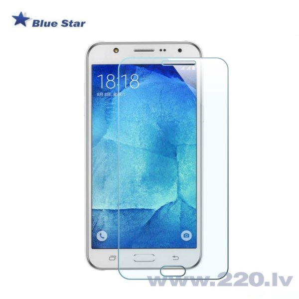 BS Tempered Glass 9H Extra Shock Защитная пленка-стекло Samsung J500F Galaxy J5 (EU Blister) цена и информация | Ekrāna aizsargplēves | 220.lv