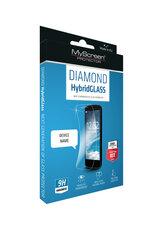 Ekrāna aizsargplēve-stikls MyScreen hybrid glass priekš Sony Xperia Z5 cena un informācija | Ekrāna aizsargplēves | 220.lv