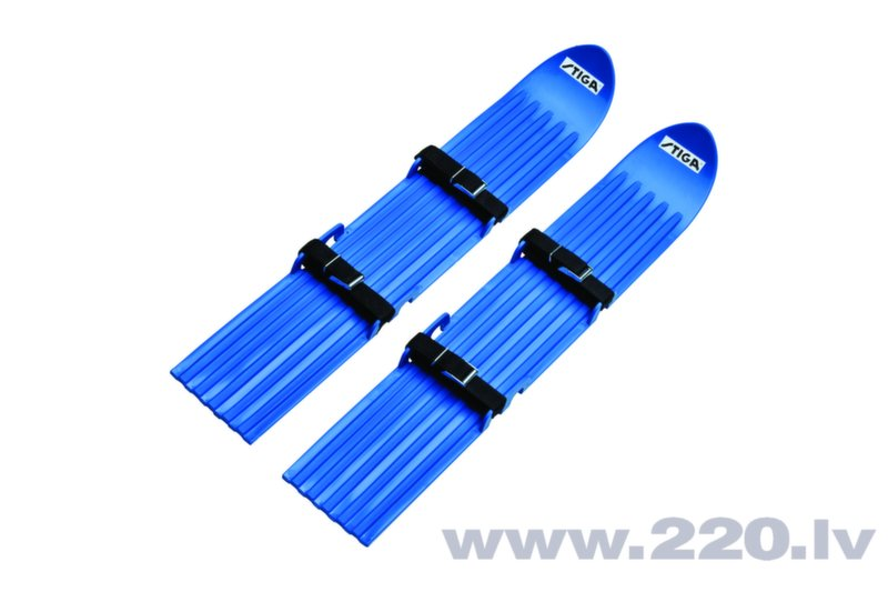 Stiga Microblade mini slēpes, zilas cena un informācija | Ragavas | 220.lv