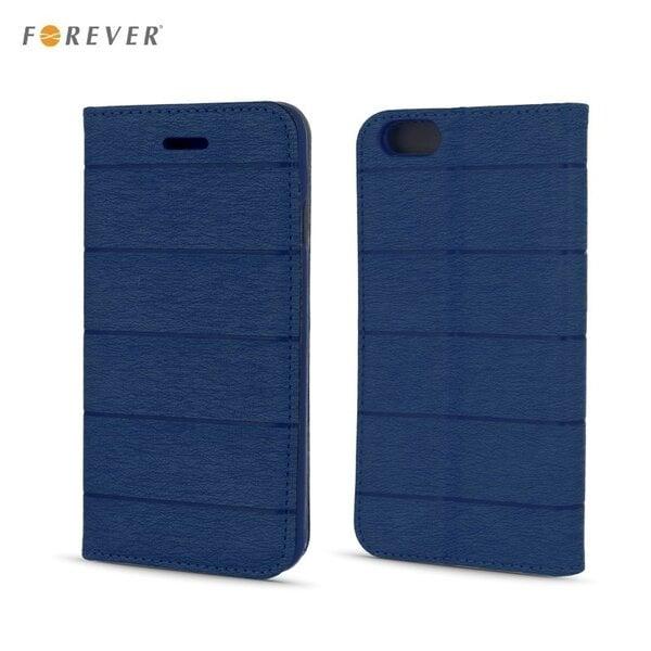 Forever Чехол-книжка для мобильного телефона LG H340N Leon Синий цена и информация | Maciņi, somiņas | 220.lv