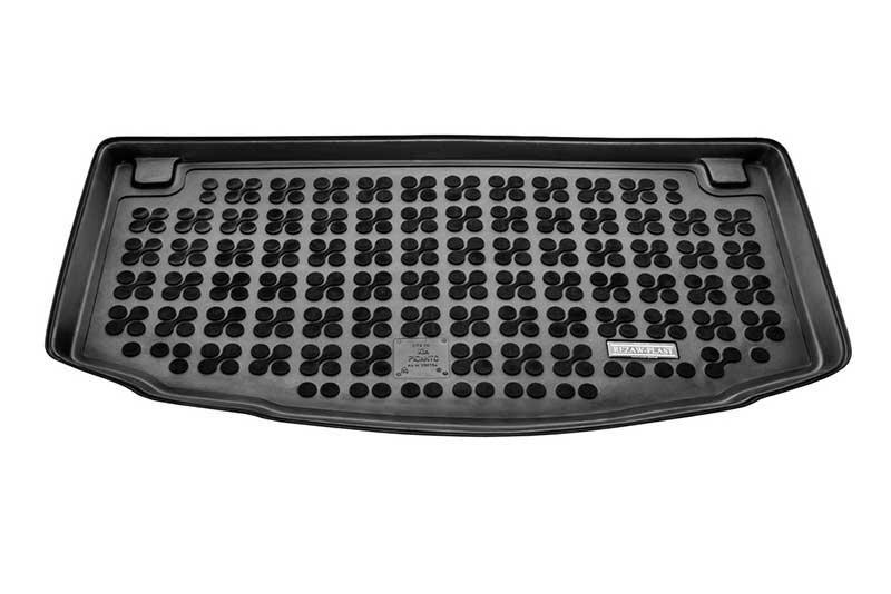 Gumijas bagāžnieka paklājiņš Kia PICANTO 2011--> /230734 cena un informācija | Bagāžnieka paklājiņi pēc auto modeļiem | 220.lv