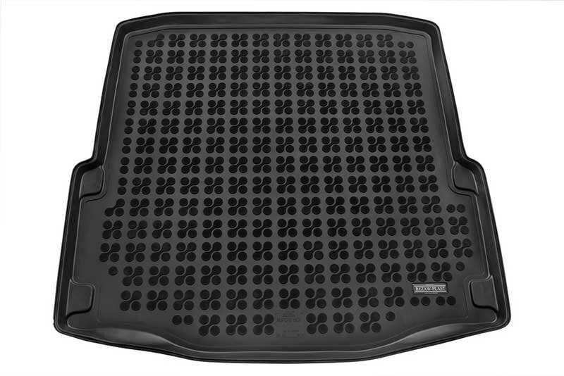 Gumijas bagāžas nodalījuma paklājiņš Skoda SUPERB II 2008-2015 /231517 cena un informācija | Bagāžnieka paklājiņi pēc auto modeļiem | 220.lv