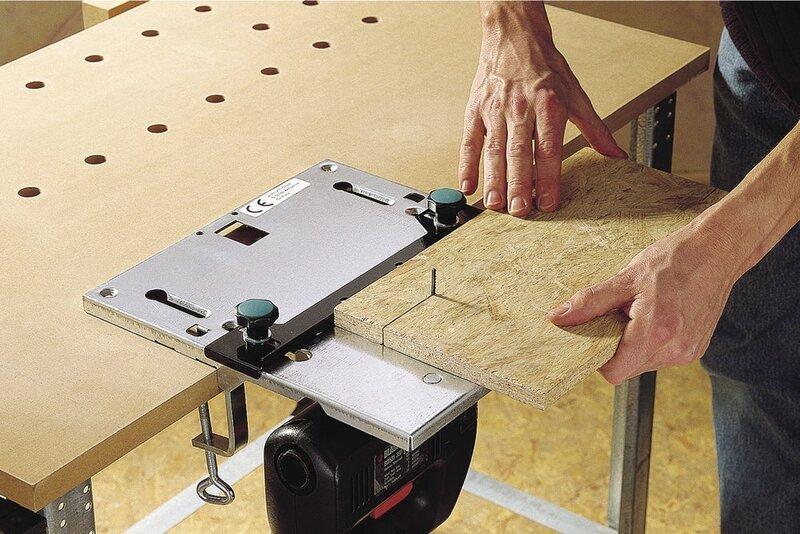 Darba galds elektriskajam zāģim 320x300mm cena un informācija | Instrumenti | 220.lv