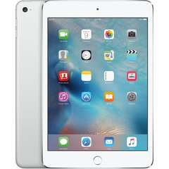 Apple iPad Mini 4 WiFi (128GB) MK9P2HC/A Серебристый