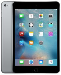 Apple iPad Mini 4 WiFi +4G (128GB) MK762HC/A Серый