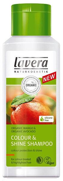 Šampūns krāsotiem matiem Lavera 200 ml cena un informācija | Šampūni | 220.lv