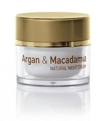 Ночной крем Natural Cosmetic Argan & Macadamia 50 мл
