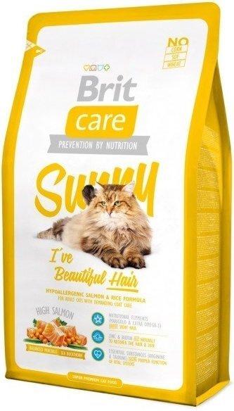 Brit Care Cat Sunny 7kg cena un informācija | Sausā barība kaķiem | 220.lv
