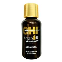 Eļļa matiem CHI Argan Oil Plus Moringa Oil 15 ml