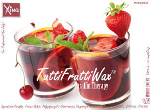 Parafīna vasks ar augļu aromātu MegaPoint 1000 ml