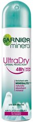 Izsmidzināms dezodorants Garnier Mineral Ultra Dry Optimal Protection 150 ml