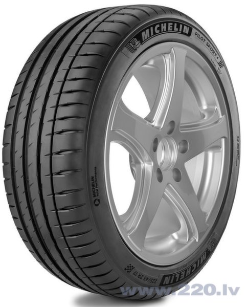 Michelin PILOT SPORT PS4 215/40R18 89 Y XL