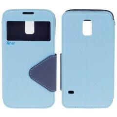 "Roar Fancy Diary Sāniski atverams maks ar lodziņu un stendu Apple iPhone 6 6S 4.7"" Gaiši Zils/Zils (EU Blister) cena un informācija | Roar Fancy Diary Sāniski atverams maks ar lodziņu un stendu Apple iPhone 6 6S 4.7"" Gaiši Zils/Zils (EU Blister) | 220.lv"