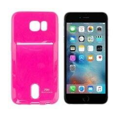 "Roar Super Plāns Aizmugures Maks ar nodalījumu kartēm Apple iPhone 6 6S 4.7"" Rozā (EU Blister) cena un informācija | Roar Super Plāns Aizmugures Maks ar nodalījumu kartēm Apple iPhone 6 6S 4.7"" Rozā (EU Blister) | 220.lv"