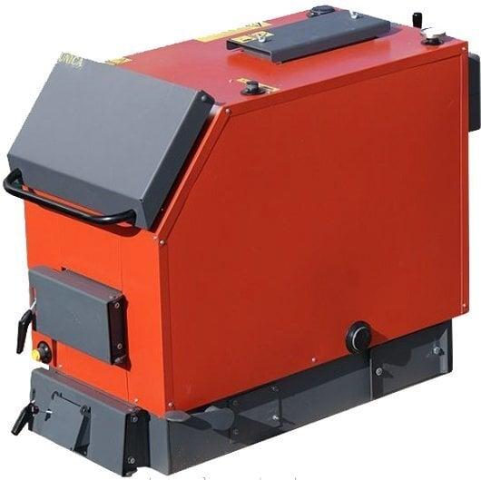 Cietā kurināmā katls Moderator UNICA 18 kW cena un informācija | Cietā, šķidrā kurināmā apkures katli | 220.lv