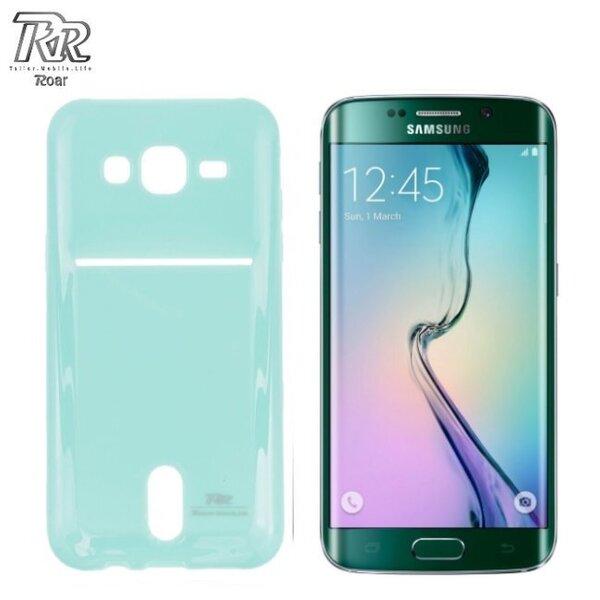 Roar Супер тонкий чехол для мобильного телефона Samsung G925 Galaxy S6 Edge, Голубой (EU Blister) цена и информация | Maciņi, somiņas | 220.lv