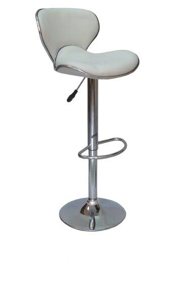 2 bāra krēslu komplekts Carlo cena un informācija | Krēsli | 220.lv