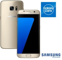 Samsung Galaxy S7 Edge G935 LTE Gold + Galaxy Care