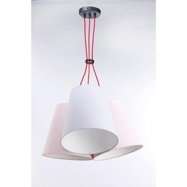 Griestu lampa NECAR 3 cena un informācija | Piekaramās lampas | 220.lv
