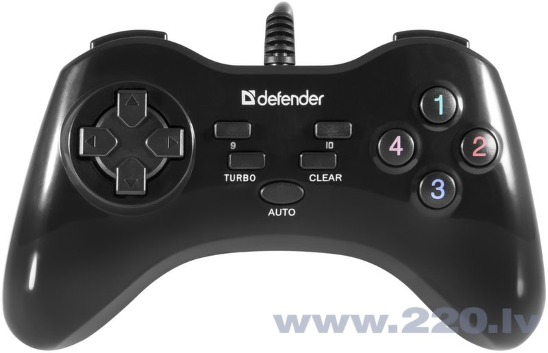 Defender kontrolleris Game Master G2 PC USB цена и информация | Spēlu konsoles aksesuāri un spēles | 220.lv