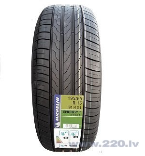 Michelin Energy saver + G1 195/65R15 91 H