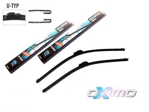 OXIMO auto stikla tīrītājs 650mm 1 gab cena un informācija | Auto stiklu tīrītāji | 220.lv