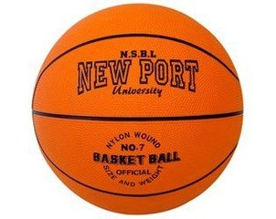Basketbola bumba New Port