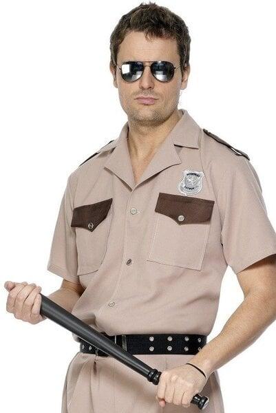 Policijas zizlis cena un informācija | Karnevāla kostīmi, maskas un parūkas | 220.lv