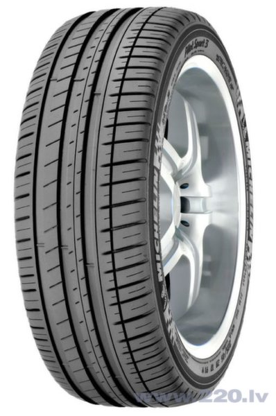 Michelin PILOT SPORT 3 245/45R19 102 Y XL cena un informācija | Riepas | 220.lv
