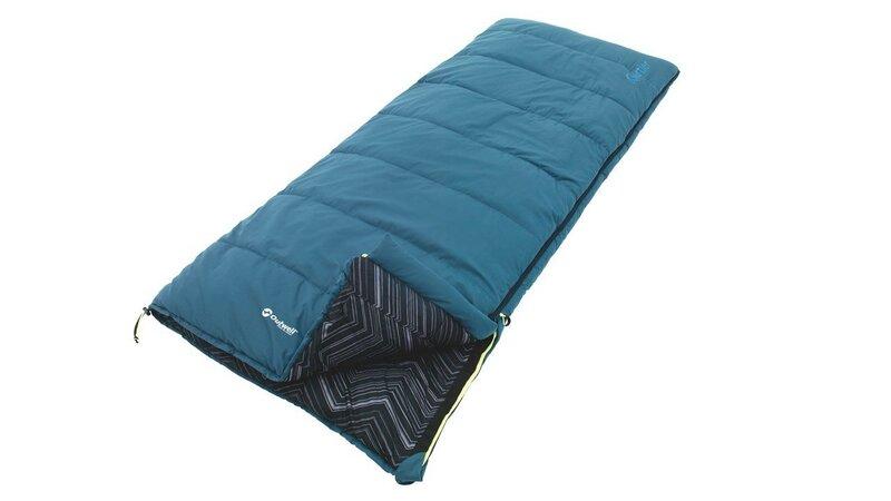 Guļammaiss Outwell Courtier Blue cena un informācija | Guļammaisi | 220.lv