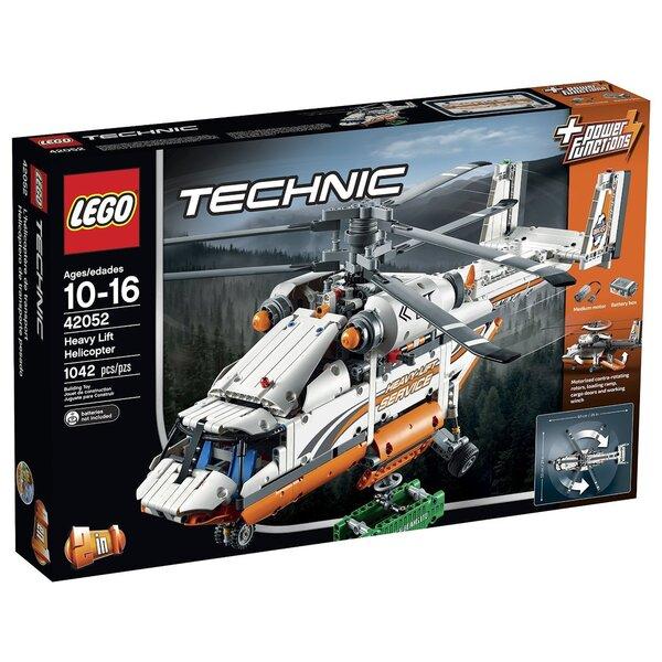 Конструктор Lego Technic Heavy Lift Helicopter 42052 цена и информация | LEGO | 220.lv