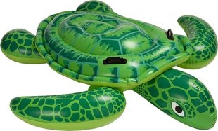 Piepūšama rotaļlieta Intex LIL' SEA TURTLE RIDE-ON