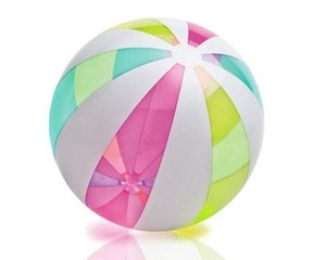 Piepūšamā bumba Intex Giant Beach Ball, 107 cm
