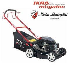 Benzīna zāles pļāvējs IKRA BRM 1446 SN TL cena un informācija | Zāles pļāvēji | 220.lv
