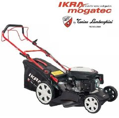 Benzīna zāles pļāvējs IKRA BRM 2356 SSM TL 3in1 cena un informācija | Zāles pļāvēji | 220.lv