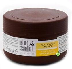 Ķermeņa krēms ar argana eļļu Natural Cosmetic 300 ml