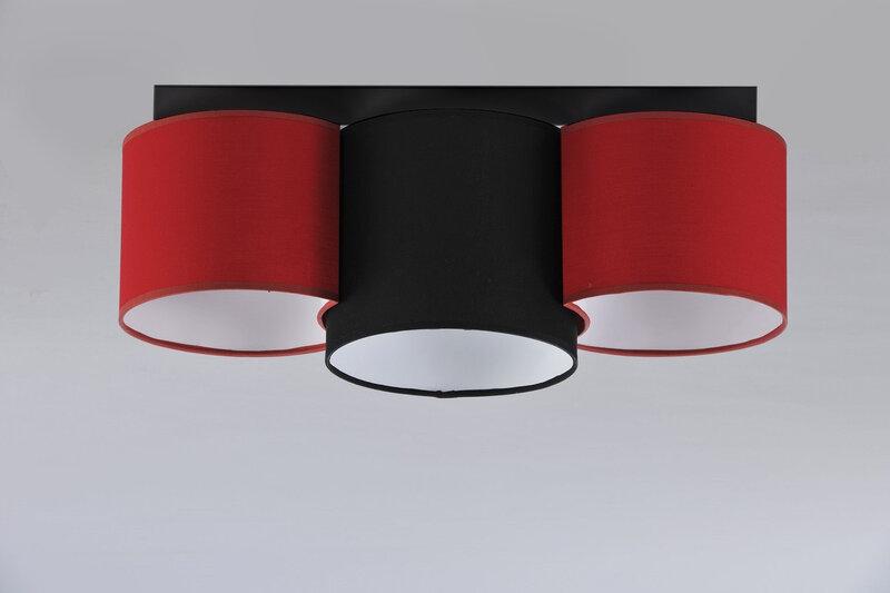 Griestu lampa NAUJAS MĖNULIS 3 cena un informācija | Griestu lampas | 220.lv