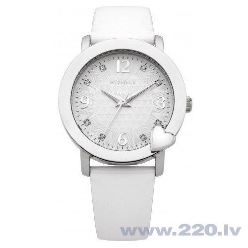 Sieviešu pulkstenis MORGAN M1131W cena un informācija | Sieviešu pulksteņi | 220.lv