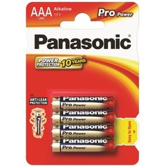 Baterija Panasonic Pro Power LR03 (AAA)