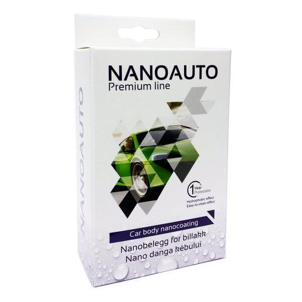 Nanoauto Premium - virsbūves nano pārklājums cena un informācija | Auto kopšanas līdzekļi | 220.lv