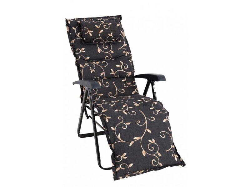 Guļamkrēsls Messina Lux Plus cena un informācija | Dārza krēsli | 220.lv