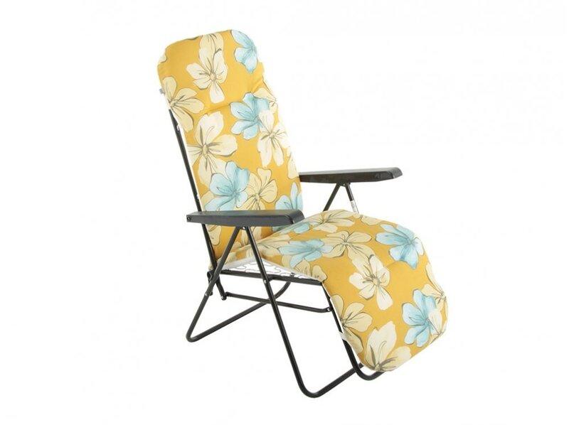 Guļamkrēsls Malaga Plus cena un informācija | Dārza mēbeles | 220.lv