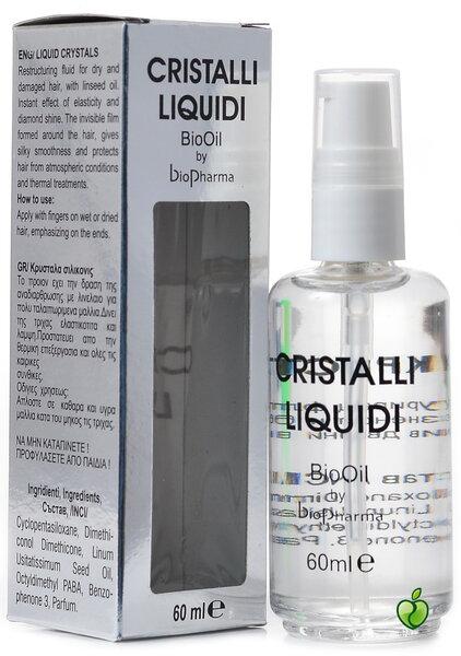 Serums matiem ar šķidro kristālu Biopharma 60 ml cena un informācija | Matu uzlabošanai | 220.lv