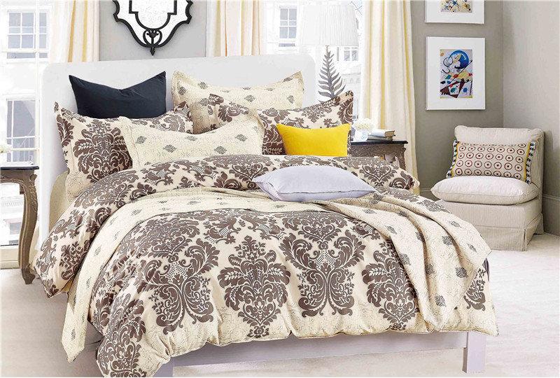 Комплект постельного белья, 3 части, хлопок цена и информация | Gultas veļas komplekti | 220.lv